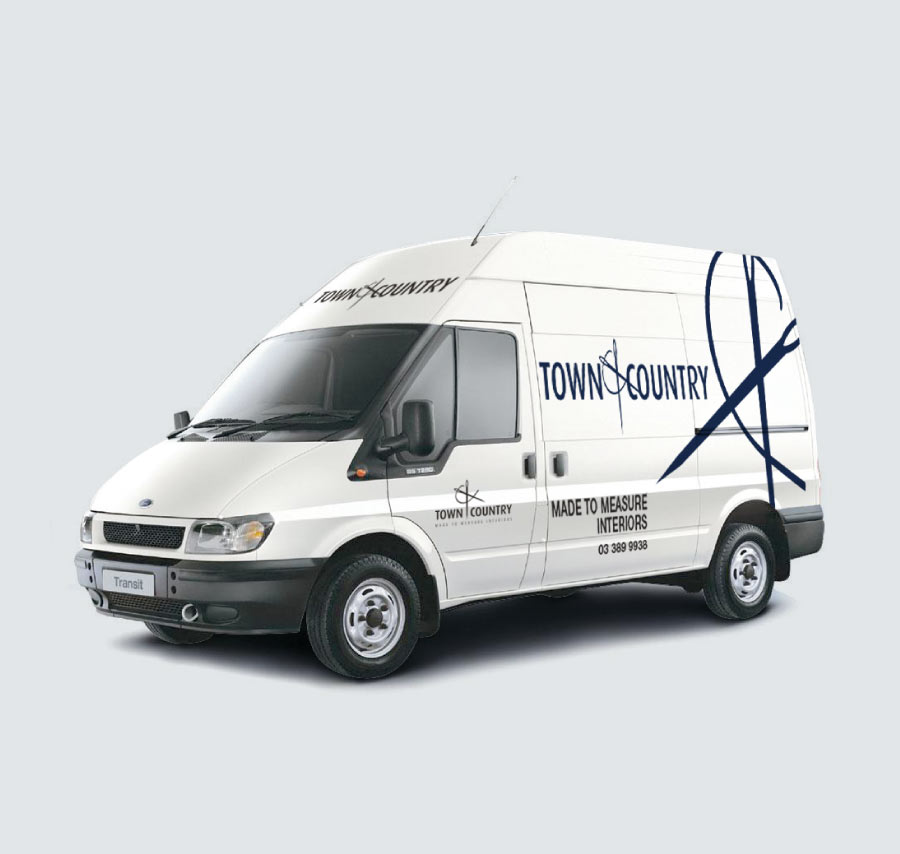 The Different Advertising Agency Town and country van 2