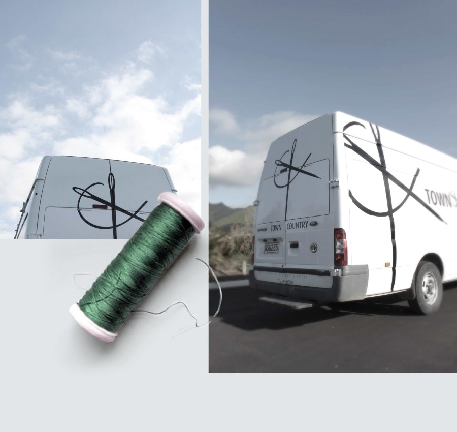 The Different Advertising Agency Town and country van 4