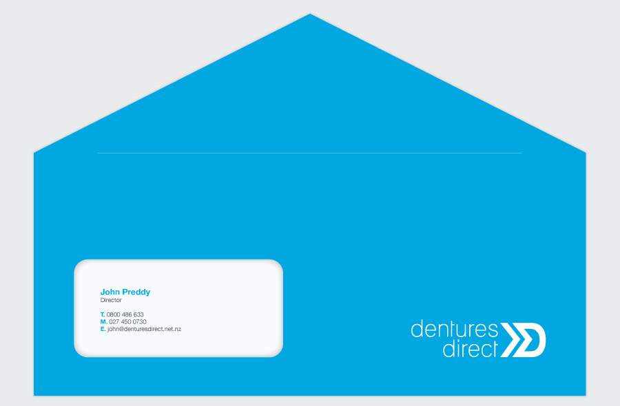 The Different Christchurch Advertising Agency Dentures Direct 4