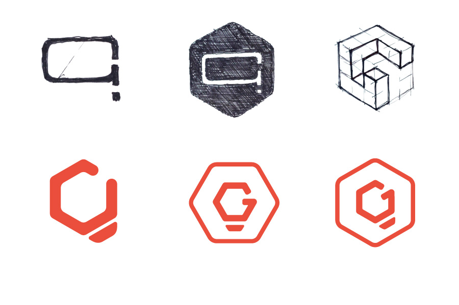 The different gamechanger logo