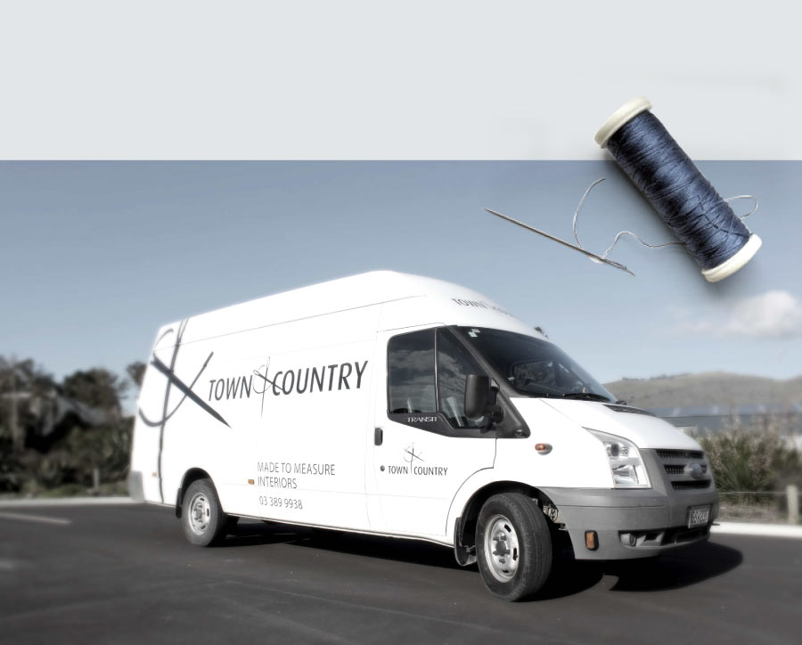 The Different Advertising Agency Town and country van 3
